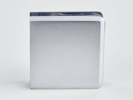 11121 – Glass Clip Pearl Crome