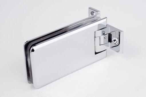 16511 – Shower Hinge T Crome