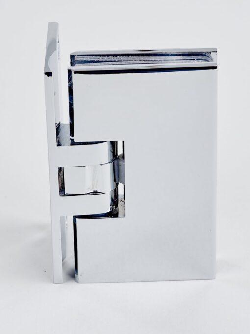 16613-3– Shower Hinge Glass/Wall Chrome L